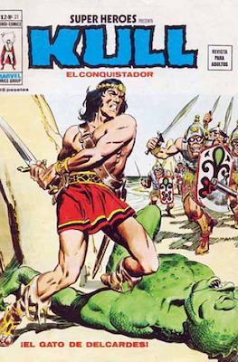 Super Héroes Vol. 2 (Grapa 48 pp. 1974-1980) #21