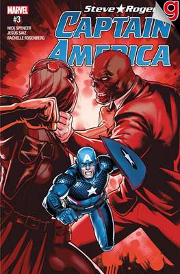 Captain America: Steve Rogers (Comic-book) #3