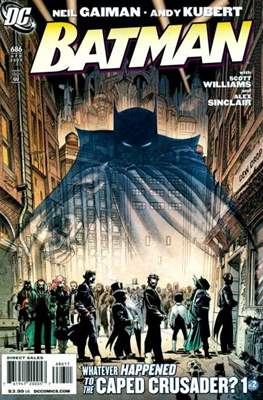 Batman Vol. 1 (1940-2011) (Comic Book) #686