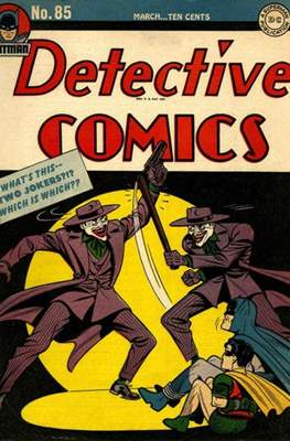 Detective Comics Vol. 1 (1937-2011; 2016-) (Comic Book) #85