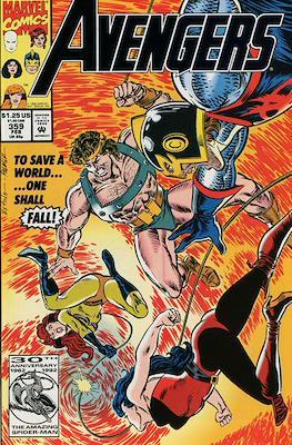 The Avengers Vol. 1 (1963-1996) (Grapa) #359