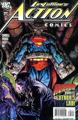 Action Comics Vol. 1 (1938-2011; 2016-) (Comic Book) #891