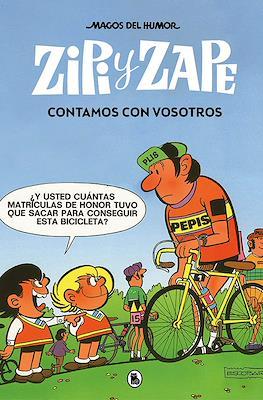 Magos del humor (1987-...) (Cartoné) #7