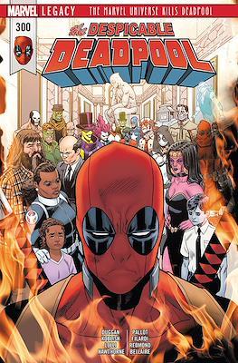 The Despicable Deadpool (Comic Book) #300