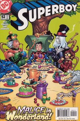 Superboy Vol. 4 (Comic Book) #92