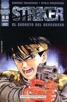 Striker: El secreto del berserker #3