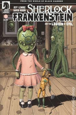 Sherlock Frankenstein and the Legion of Evil (Variant Covers) (Comic-book) #2