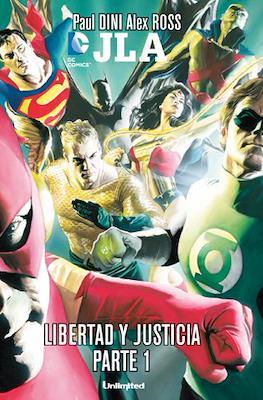 JLA: Libertad y Justicia (Rústica) #1