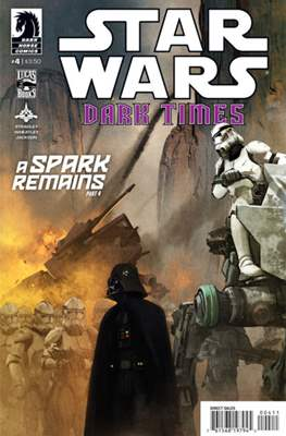 Star Wars: Dark Times A Spark Remains (Comic Book) #4