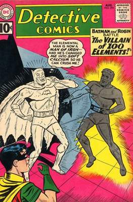 Detective Comics Vol. 1 (1937-2011; 2016-) (Comic Book) #294