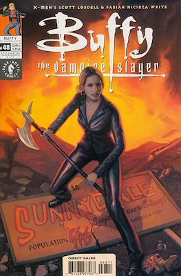 Buffy the Vampire Slayer (1998-2003) (saddle-stitched) #48