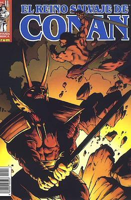 El Reino Salvaje de Conan (Grapa 48-80 pp) #11