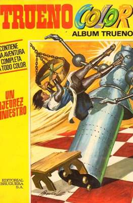 Trueno Color (Rústica, 64 páginas (1970)) #18