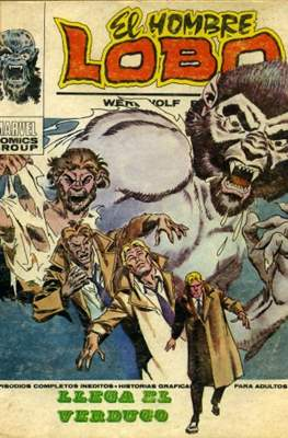 El Hombre Lobo (1973-1974) (Rústica) #7