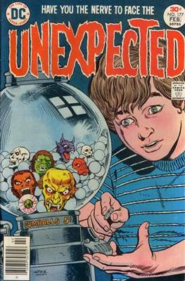 The Unexpected (Grapa) #177