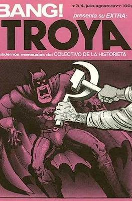 Trocha / Troya (Revista 52 pp) #3-4