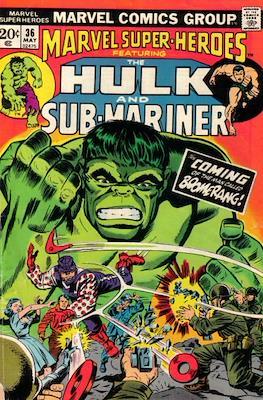 Marvel Super-Heroes (Grapa) #36