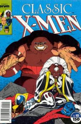 Classic X-Men Vol. 1 (1988-1992) (Grapa 32 pp) #10