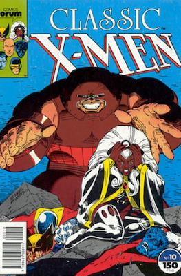 Classic X-Men Vol. 1 (1988-1992) #10