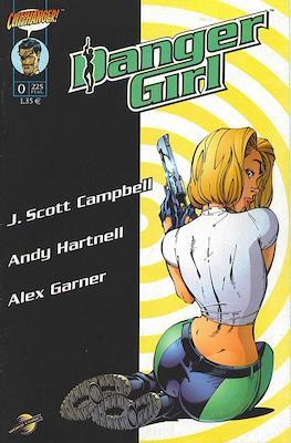 Danger Girl (Grapa 24 pp) #0