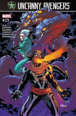 The Uncanny Avengers Vol. 3 (2015-2018) (Comic-book) #25