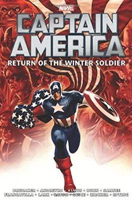 Captain America by Ed Brubaker (Hardcover 720 pp) #5