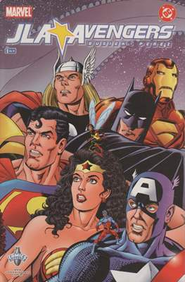 JLA / Avengers (Rústica) #1