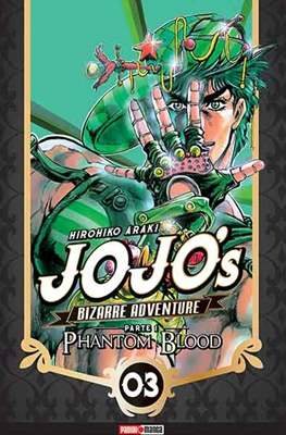 JoJo's Bizarre Adventure Parte 1 Phantom Blood #3
