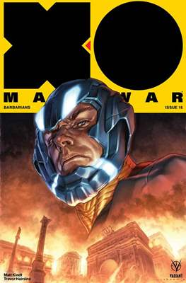 X-O Manowar Vol. 4 (2017-2019) #18