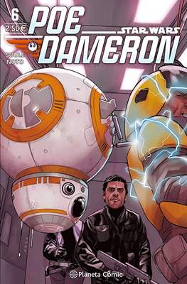 Star Wars: Poe Dameron (Grapa 32 pp) #6