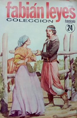 Fabián leyes colección #24