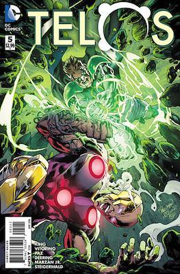 Telos Vol. 1 (Comic-Book) #5