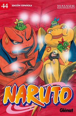 Naruto (Rústica con sobrecubierta) #44