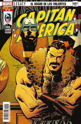 Capitán América Vol. 8 (2011-) (Grapa) #91