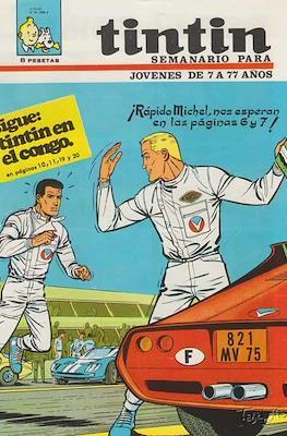 Tintin (Grapa 20 pags.) #40