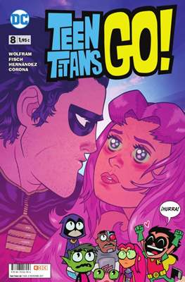 Teen Titans Go! (Grapa) #8