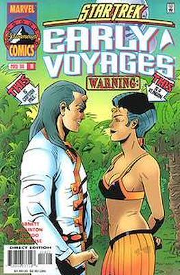Star Trek: Early Voyages #16