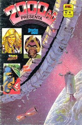 2000 AD presenta #10