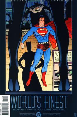 Batman & Superman: World's Finest (Softcover) #5