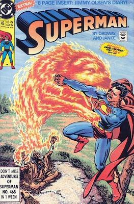 Superman Vol. 2 (1987-2006) (Comic Book) #45
