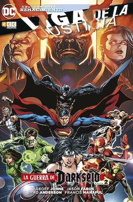 Liga de la Justicia: La Guerra de Darkseid (Rústica) #2