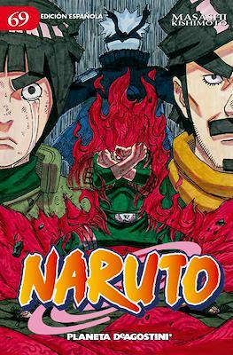 Naruto (Rústica con sobrecubierta) #69