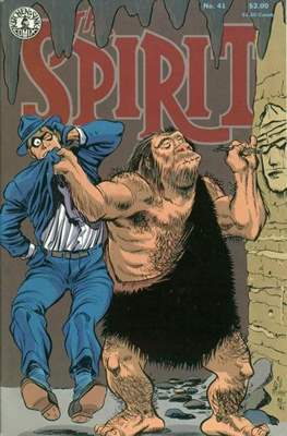The Spirit (1983-1992) (Comic book. 32 pp) #41