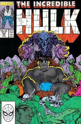 The Incredible Hulk Vol. 1 (1962-1999) (Comic Book) #351
