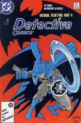 Detective Comics Vol. 1 (1937-2011; 2016-) (Comic Book) #578