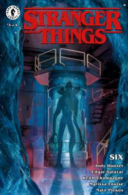 Stranger Things: Six (Variant Covers) (Comic Book) #4.1