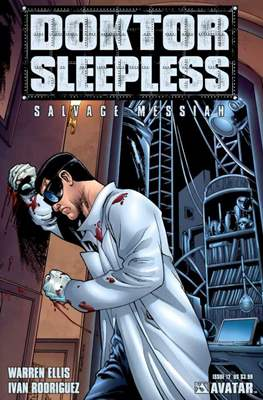 Doktor Sleepless (Comic-book) #12