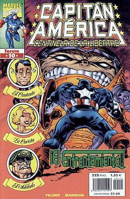 Capitán América: Centinela de la libertad (1999-2000) #10