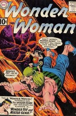 Wonder Woman Vol.1 (1942-1986; 2020-) (Comic Book) #126