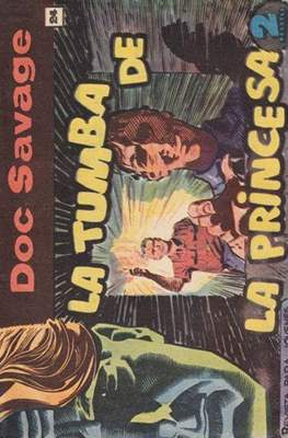 Doc Savage (Grapa (1961)) #24